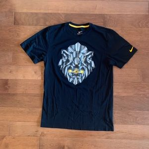 Nike Dri-Fit - Lebron logo t shirt